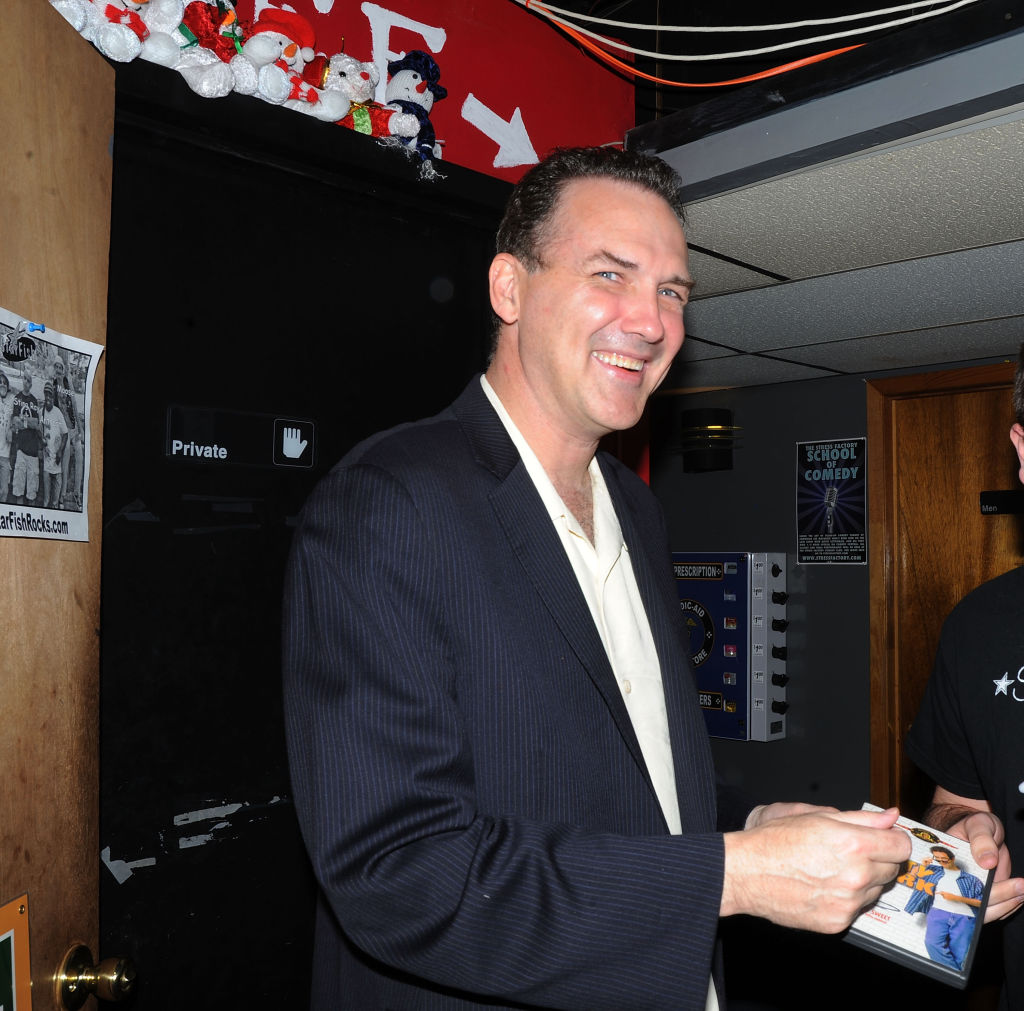 Norm MacDonald, Former Saturday Night Live Comedian and ...